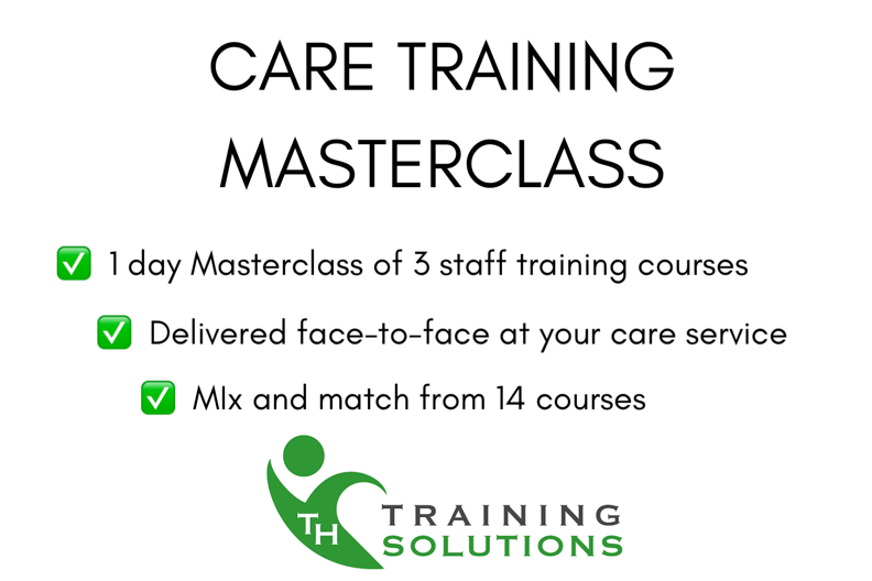Care training masterclass overview